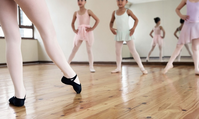 AP Motion Dance Studio - Raritan: One Month of Kids' Dance Classes at AP Motion Dance Studio (Up to 81% Off). Three Options Available.
