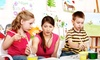 Up to 84% Off Childcare Services