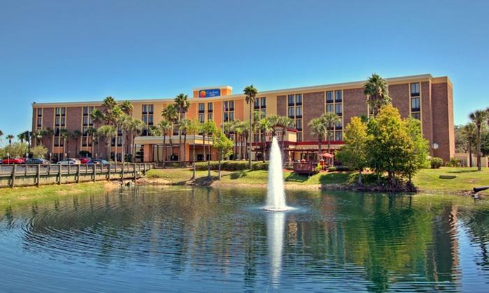 Comfort Inn Maingate - Kissimmee, FL: Stay at Comfort Inn Maingate in Kissimmee, FL. Dates Available into June.
