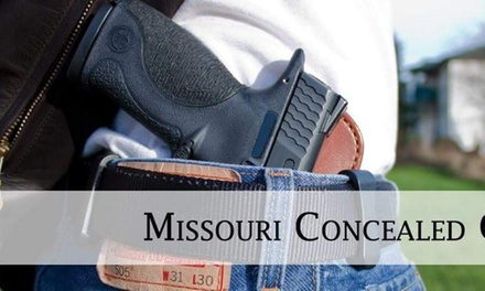 Up to 50% Off Concealed Carry Classes  at BearcatTactical