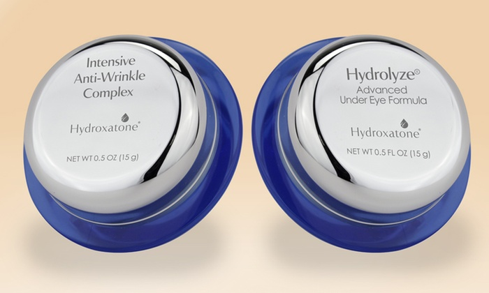 Hydroxatone Anti-Wrinkle Complex and Under Eye Treatment: Hydroxatone Anti-Wrinkle Complex and Under Eye Treatment