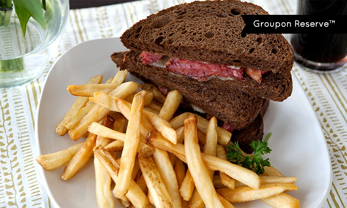 MIKE O'DONNELLS IRISH PUB - Franklin Park: $18 for Sandwiches and Beer for Two at Mike O'Donnell's Irish Pub (Up to $28 Value)