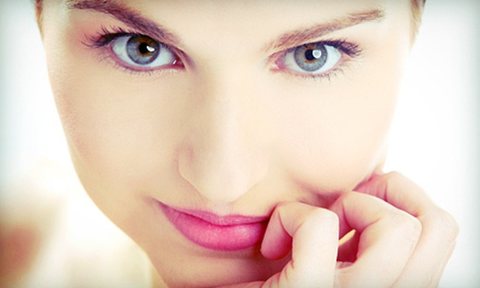 Face Forward - Carlisle: One or Three Crystal-Free Microdermabrasion Treatments or Semi-Permanent Mascara at Face Forward (Up to 56% Off)