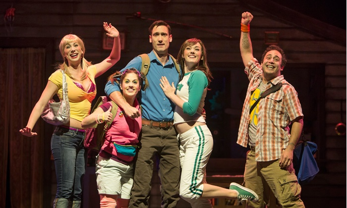 """""""Evil Dead: The Musical"""" - Randolph Theatre: """"Evil Dead: The Musical"""" at Randolph Theatre on November 12–December 20(Up to 36% Off)"""