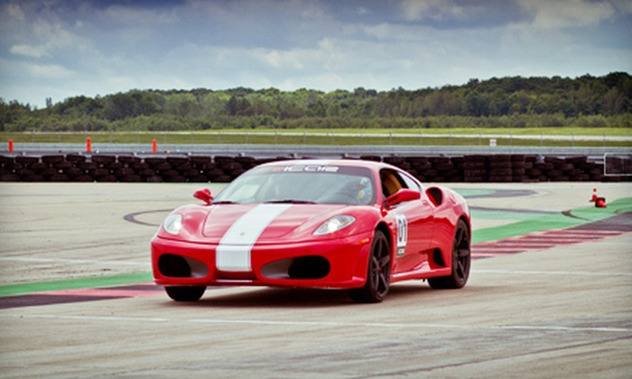 Circuit ICAR - Mirabel: $119 for Professional Driving Experience at Circuit ICAR ($249 Value)