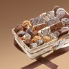 30-Piece Chocolate Gift Basket