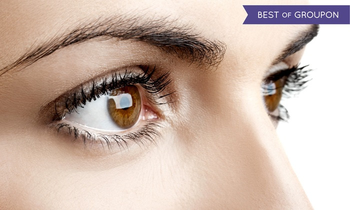 The Lashe Spot - Multiple Locations: Eyelash Perm or Tint or Both at The Lashe Spot (Up to 48% Off)