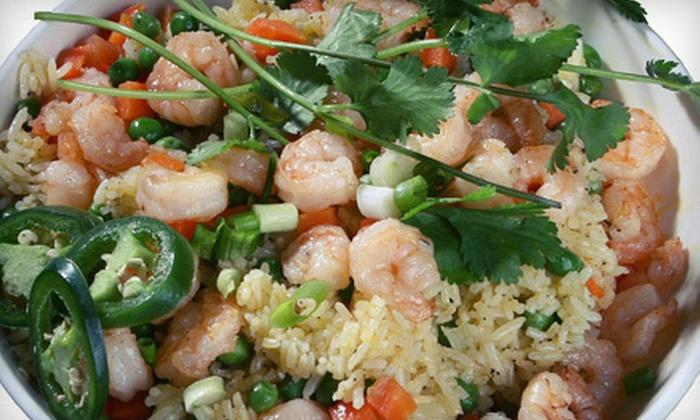 Pho & Grill - Oak Forest - Garden Oaks: $10 for $20 Worth of Vietnamese Cuisine for Dinner at Pho & Grill
