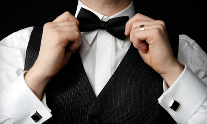 Zemo Men's Store - Downtown: $25 for $50 Worth of Men's Formalwear Rentals at Zemo Men's Store in Stamford