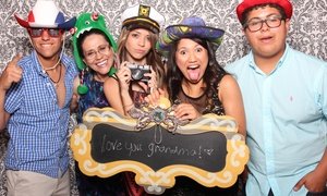 Photobomb Photobooths: Three-Hour Photobooth Rental from Photobomb Photobooths (Up to 67% Off). Three Options Available