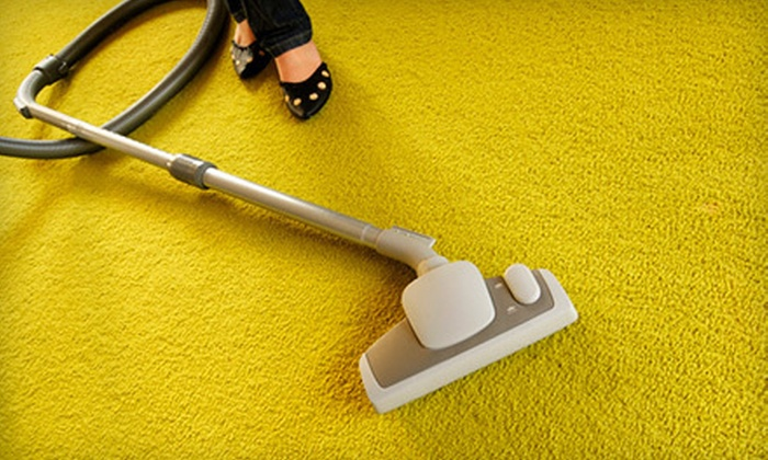 Eco Clean Carpet Solutions - Knoxville: Tile and Grout, Sofa, or Carpet Cleaning from Eco Clean Carpet Solutions (Up to 55% Off)