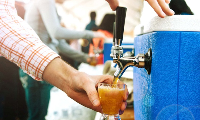 Rock the Core Cider Fest by Drink the District - The Block: Afternoon or Evening Entry to Rock the Core Cider Fest by Drink the District on Saturday, May 30 (42% Off)