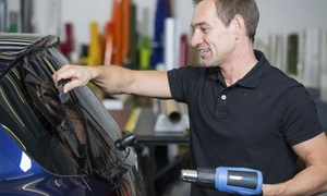 Royal Tinting: Vehicle Window Tinting at Royal Tinting (Up to 56% Off). Three Options Available.