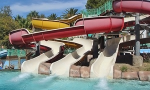 Raging Waters Sacramento: Admission for Two or Four to Raging Waters Sacramento (Up to 30% Off)