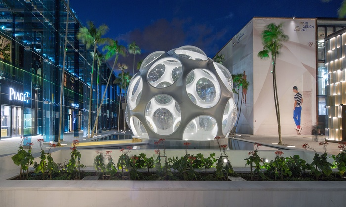 YogArt Rocks in the Design District - Miami Design District/Palm Court: YogArt Rocks on October 28 at 6 p.m.