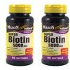 Mason Natural Super Biotin (2-Pack)