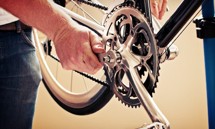 Bikes Unlimited - Multiple Locations: Preventative-Maintenance Tune-Up or One-Hour Bike Rental at Bikes Unlimited (Half Off)