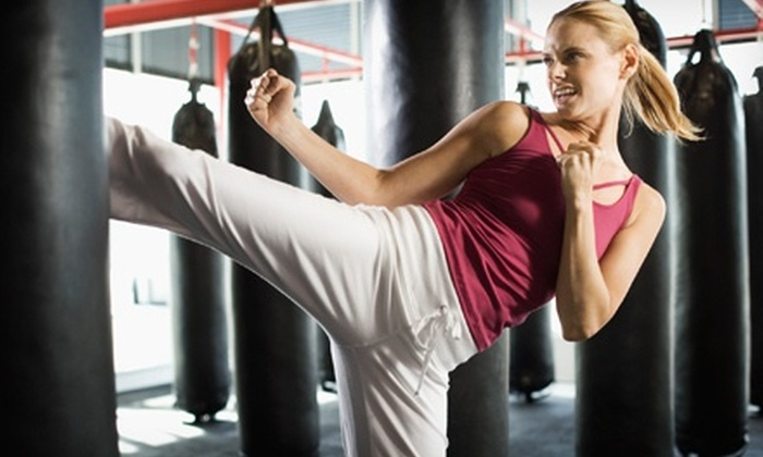 Bad Boy Boxing Gym - Bad Boy Boxing Gym: $29 for 30 Cardio Kickboxing, Boxing, and Fitness Classes at Bad Boy Boxing Gym ($450 Value)