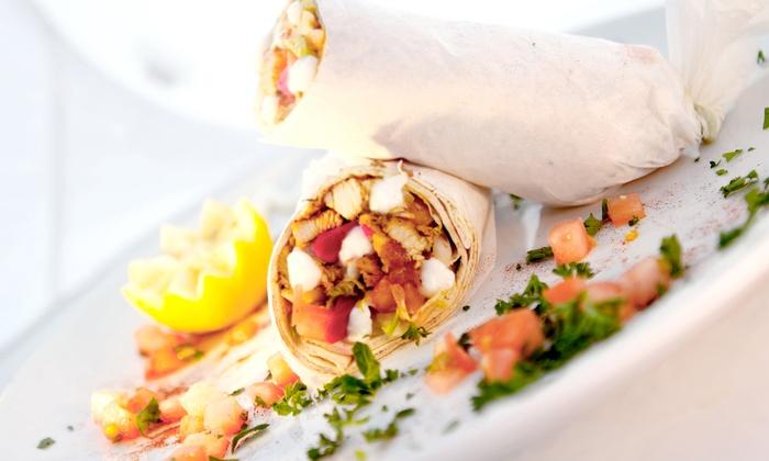 Lentil Mediterranean Grill - Novi: $12 for Two Groupons, Each Good for $10 Worth of Cuisine at Lentil Mediterranean Grill ($20 Value)