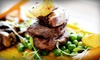 Up to 58% Off African Buffet at Bayal Restaurant