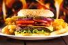 Krossen Krabbe - Hamburg: Burger All-you-can-eat für Zwei oder Vier inkl. Pommes frites und Softdrink bei Krosse Krabbe ab 19,90 €