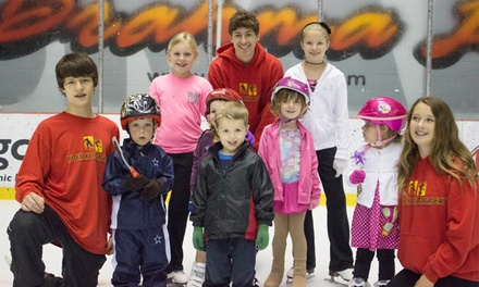 Winter Wonderland Ice Skating for 2, 4, or Up to 12 at NYTEX Sports Centre (53% Off)