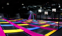 One-Hour Bounce Session for Up to Four at Bounce Revolution