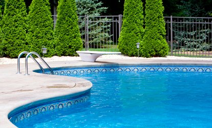 One Months of Pool Cleaning from Clarify Pool Solutions (Up to 55% Off)