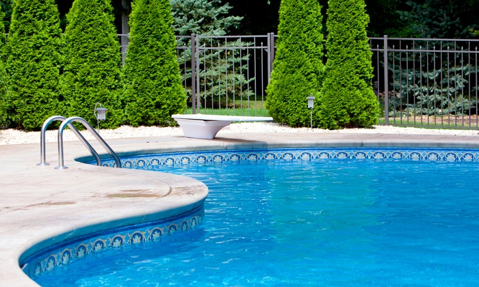 Clarify Pool Solutions - Deltona: One Months of Pool Cleaning or Four Hours of Deck Cleaning from Clarify Pool Solutions (Up to 50% Off)