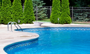 Clarify Pool Solutions: One or Two Months of Pool Cleaning or Four Hours of Deck Cleaning from Clarify Pool Solutions (Up to 52% Off)