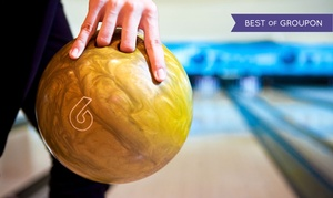 Colonial Bowling and Entertainment: Bowling Package for Two, Four, or Six at Colonial Bowling & Entertainment (Up to 55% Off)