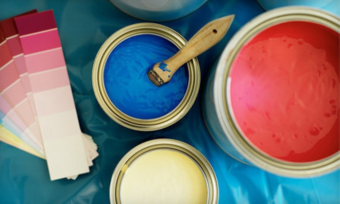 Never Paint Again Companies LLC - Waterford: Interior House Painting for One or Three Rooms from Never Paint Again Companies LLC (Up to 78% Off)