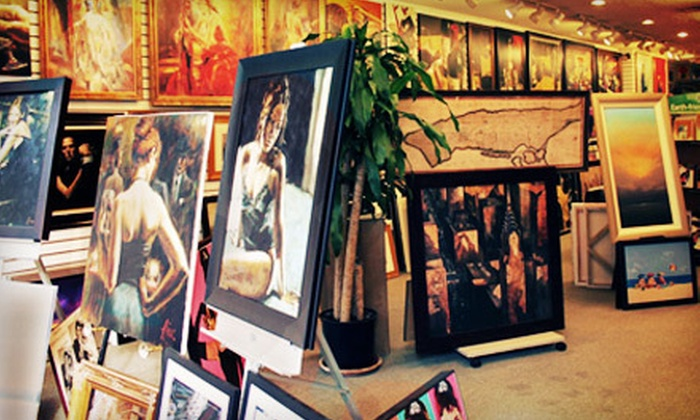 Decor Art Gallery - Murray Hill: $39 for $100 Worth of Framing Services at Decor Art Gallery