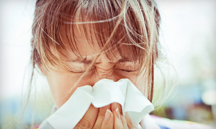 Advanced Allergy Centers of Delaware - Brandywine: $89 for an Allergy Symptom Assessment and One Treatment at Advanced Allergy Centers of Delaware ($190 Value)