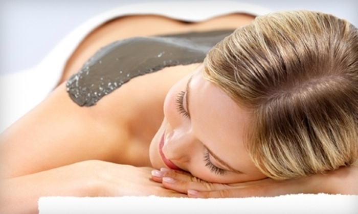 Aqua Pearl Day Spa - Metuchen: One or Three 60-Minute Body Wraps with Sea-Salt Scrub at Aqua Pearl Day Spa (Up to 63% Off)