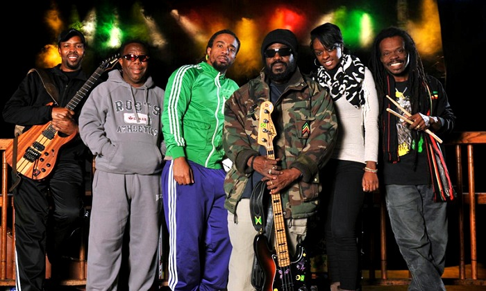 The Wailers - The Orbit Room: The Wailers with Rusted Root on March 1 at 7 p.m. (Up to 57% Off)