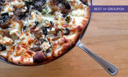 $12 for $20 Worth of Italian-Inspired Pizzeria Far at Pete's New Haven Style Apizza
