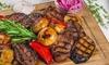 Menu carne con vino 2 o 4 persone
