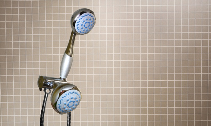 5-Function Dual Showerhead with Massager: $22.99 for a 5-Function Deluxe Dual Showerhead with Massager ($50 List Price). Free Shipping and Returns.