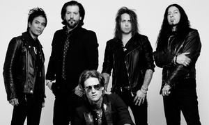 Buckcherry: Buckcherry on Friday, October 9, at 7 p.m.