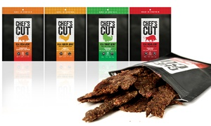 4-Pack Chef's Cut Real Jerky