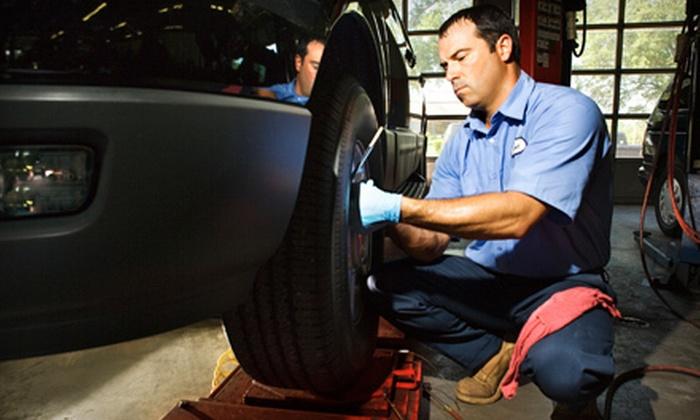 J&S Auto Repair - Warwick: $79 for a Pre-Winter Auto Service Package at J&S Auto Repair ($179.95 Value)