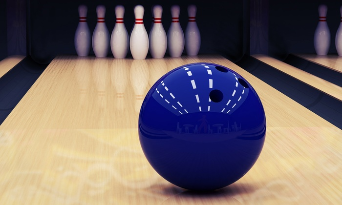 Stars and Strikes - Multiple Locations: Bowling for Two or Six with Shoe Rental, Arcade Games, and Bumper Cars at Stars and Strikes (Up to 58% Off)