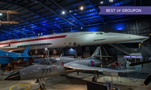 Fleet Air Arm Museum: Fleet Air Arm Museum: Entry Ticket for a Child, Adult or Both (Up to 52% Off)
