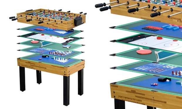 MultiSports Games Tables