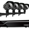 Defender 4-Channel DVR Security System