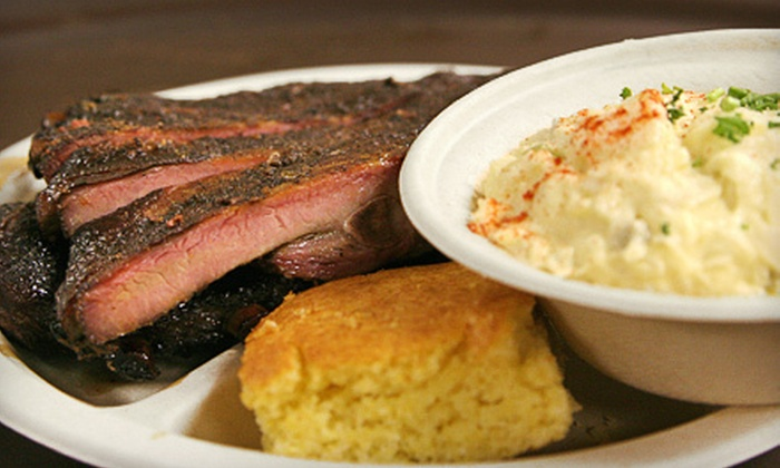 Pat's Barbecue - South Salt Lake City: $15 for $30 Worth of Ribs, Pulled Pork, and Brisket at Pat's Barbecue