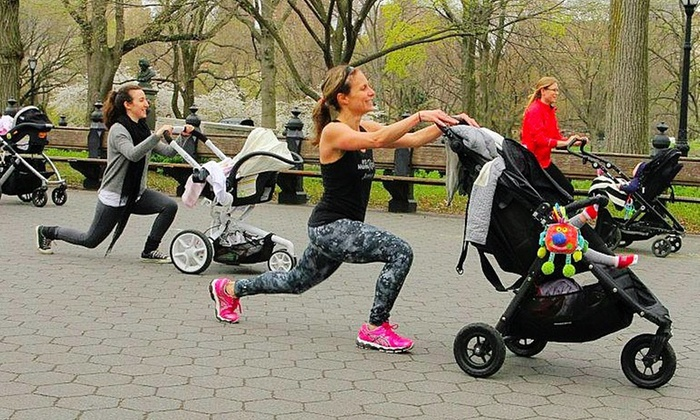 Fit, Fun and Firm Bootcamp - Mahopac: 10 Fitness and Conditioning Classes at Baby Burn Fitness (65% Off)