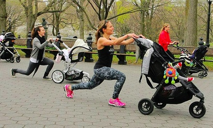 10 Fitness and Conditioning Classes at Baby Burn Fitness (65% Off)