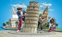 Entrée pour un adulte ou un enfant dès 7,99 € au parc Mini-Europe